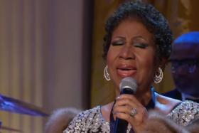 Aretha Franklin includes Adele's Rolling In The Deep as part of her covers album Aretha Franklin Sings the Great Diva Classics.