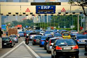 Electronic road pricing gantries may vanish from our roads in 2020.
