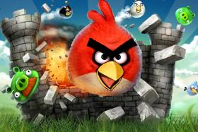 Angry Birds, the popular iPhone game, is being made into an animation starring Jason Sudeikis, Peter Dinklage and Bill Hader.