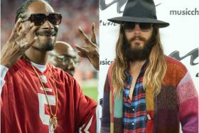 Stars Snoop Dogg and Jared Leto bought stake in Reddit, an entertainment, social networking service and news website.
