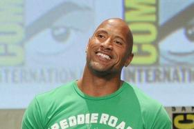 """Actor Dwayne Johnson has been """"loosely attached"""" to a forthcoming big screen adaptation of TV show Baywatch."""