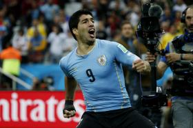 Luis Suarez has been called up to play in Uruguay's upcoming friendly matches.