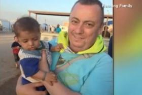 A short video released by ISIS on Friday shows the apparent beheading of British aid worker Alan Henning.