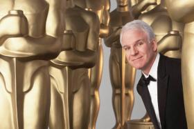 Steve Martin will be honoured by the American Film Institute with a lifetime achievement award.