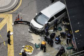 "Police have revealed that the grenade blast was likely motivated by ""business rivalry among underworld figures""."