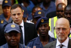 Double amputee Oscar Pistorius would be highly vulnerable in South Africa's brutal jails, his disability elevating the risk of poor hygiene and even gang rape, AFP reported.