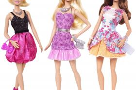 The Barbie brand recorded a 21 per cent decline in sales.