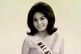 Pauline Chai, now 67, was crowned Miss Malaysia 1969.
