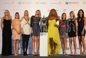 An orchid will be named after the Singles winners of the Women's Tennis Association (WTA) finals.