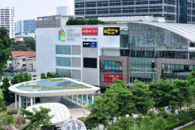 City Square Mall.