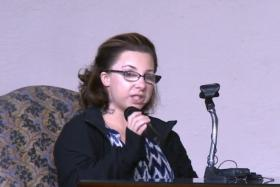 Michelle Knight is one of three women who were rescued in 2013 after years of being kept captive as sex slaves by a US man.