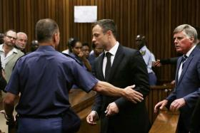 Oscar Pistorius was sentenced to five years in prison after being found guilty of culpable homicide.