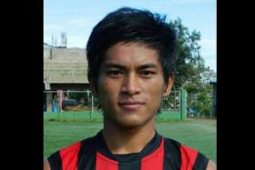 Indian footballer Peter Biaksangzuala died after his goal celebration goes wrong.