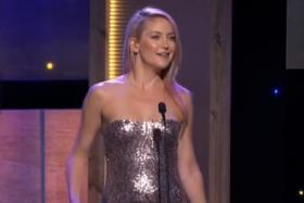 The most recent impression of Matthew McConaughey by Kate Hudson at the American Cinematheque honors last week was one of the most accurate impressions of the actor.