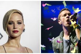 Jennifer Lawrence and Chris Martin have reportedly broken up.