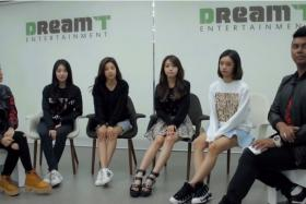 Dee Kosh flew to Korea to meet Girl's Day, a South Korean quartet who are set to take the stage in Singapore for the KStar FanFest in November.