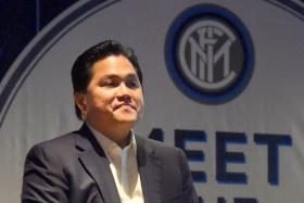 "Inter Milan owner Erick Thohir has been called a ""fat little Indonesian"" by an Italian columnist."