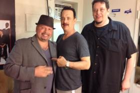 Lucky cabbie proves why Tom Hanks is the nicest man in Hollywood.