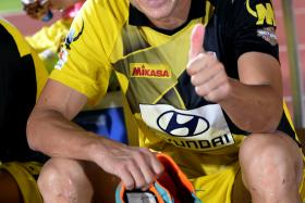 Aleksandar Duric will finally hang up his boots at the ripe old age of 44 on Friday.