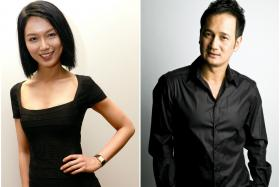 Local stars  Joanne Peh and Gurmit Singh are set to host this year's President Star Charity on Sunday (Nov 2).