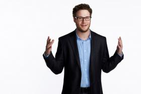 Seth Rogen is said to be seriously considered for the role of Apple co-founder Steve Wozniak for the upcoming Steve Jobs biopic.