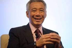GAME PLAN:Prime Minister Lee revealed that a new outline focused on Singapore's environment will be released next week.