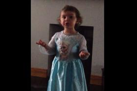 This little girl threatens her laughing mother with the cutest (and most animated) expressions ever. Just listen to how she tells her mother off.