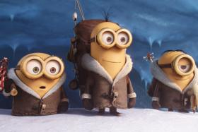 Meet Bob, Kevin and Stuart, the protagonists for Minions, a prequel film for Despicable Me.