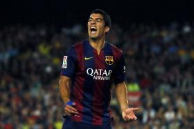 Barcelona attacker Luis Suarez is mystified by his omission from the Ballon d'Or shortlist despite a stellar season with Liverpool.