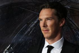 Actor Benedict Cumberbatch announced his engagement by placing a notice in The Times newspaper.