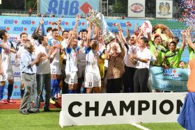 Balestier Khalsa will play in the AFC Cup for the first time in their history.