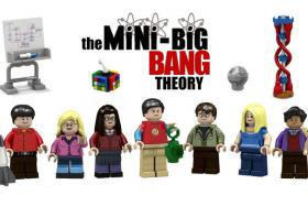 A campaign to get key characters from sitcom The Big Bang Theory immortalised in Lego has been approved and will go into production soon.