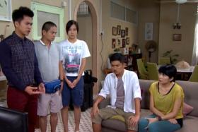 Xu Bin's character on Channel 8 drama 118 goes on a 90-second rant about the cost of living in Singapore.