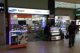 There's a new shop and owner at the Sim Lim Square unit that notorious retailer Jover Chew operated Mobile Air from.