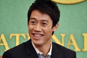 Kei Nishikori has been romantically linked to former Japanese gymnast Honami Tsuboi.