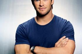 Thor star Chris Hemsworth was named People magazine's Sexiest Man Alive on Tuesday in a live broadcast of the late night talk show Jimmy Kimmel Live.