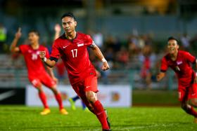 Singapore captain Shahril Ishak wants local fans to bring back the Kallang Roar for the Suzuki Cup.