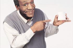 Television still: Cosby starring Bill Cosby.