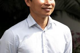 Bernard Lim Yong Soon.