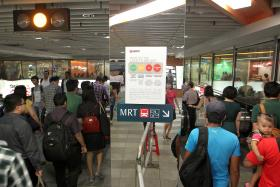 A list of guidelines that Singaporeans here could adhere to - especially on public transport etiquette.