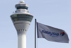 File photo of a control tower at Kuala Lumpur International Airport.