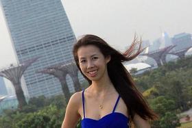 Miss Serene Zhao.