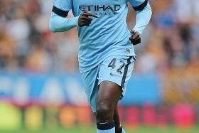 """""""If the manager said: 'Yaya, you need to defend,' I would defend. If the manager said, 'You need to play keeper,' I would play keeper because I will do what the manager wants me to do."""" - Yaya Toure (above)"""