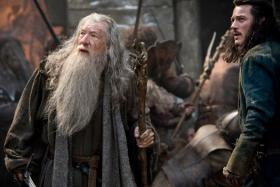 Movie still for The Hobbit: The Battle Of The Five Armies