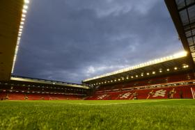 Anfield, the home stadium of Liverpool, is finally getting bigger.