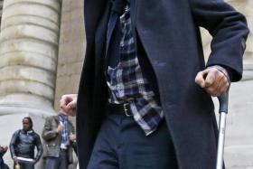 British businessman Ian Griffin.