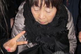 File photo of Chisako Kakehi.