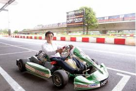 """""""The arrival of such karting champions, as well as the preview of the Rok DVS engine in Singapore for the Rok Cup, will further cement the locating karting scene's status in the global karting circle. """" - KF1 managing director Richard Tan"""
