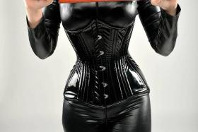 YES, MISTRESS: There are at least six pro-dommes, including Mistress Anja (above) in Singapore.
