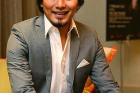 """Hopefully, it will benefit her (Dalilah's) family and those who are suffering from anything at all - sickness, like her, heartbreak or other personal matters."" - Singer Anuar Zain"